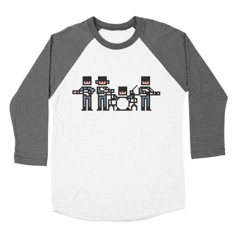 The Bitles Women's Baseball Triblend Longsleeve T-Shirt by Haasbroek's Artist Shop