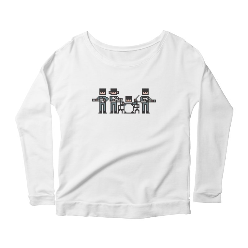 The Bitles Women's Scoop Neck Longsleeve T-Shirt by Haasbroek's Artist Shop