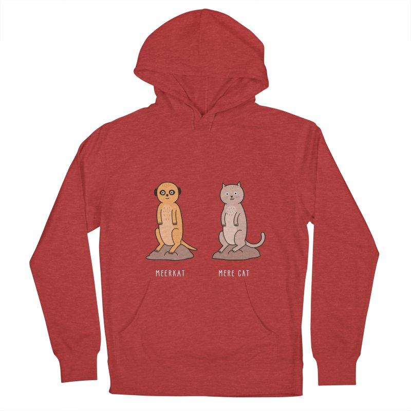 Meerkat Women's Pullover Hoody by jacohaasbroek's Artist Shop