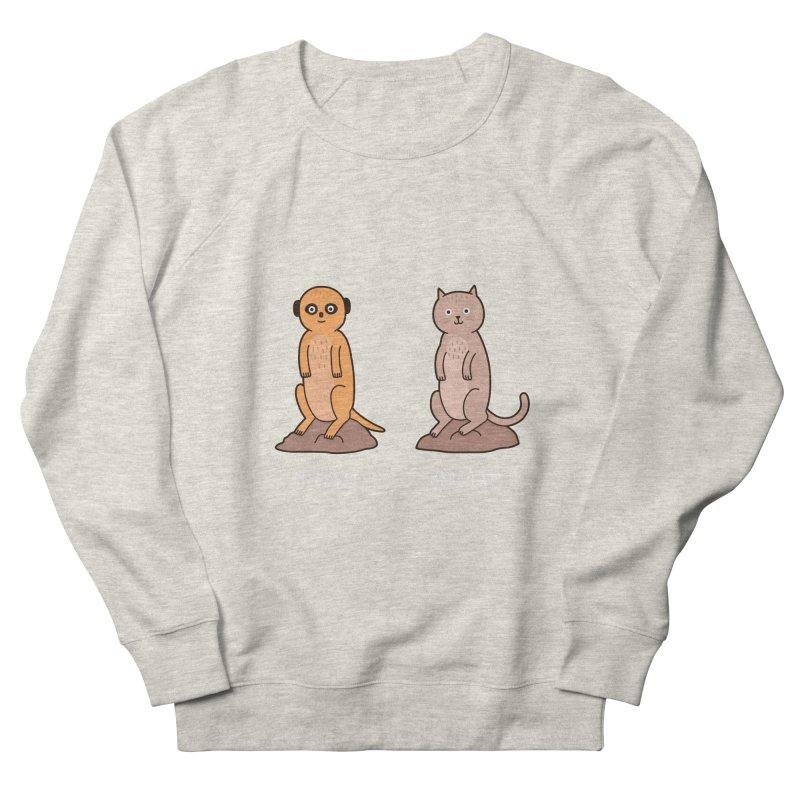 Meerkat Women's Sweatshirt by jacohaasbroek's Artist Shop