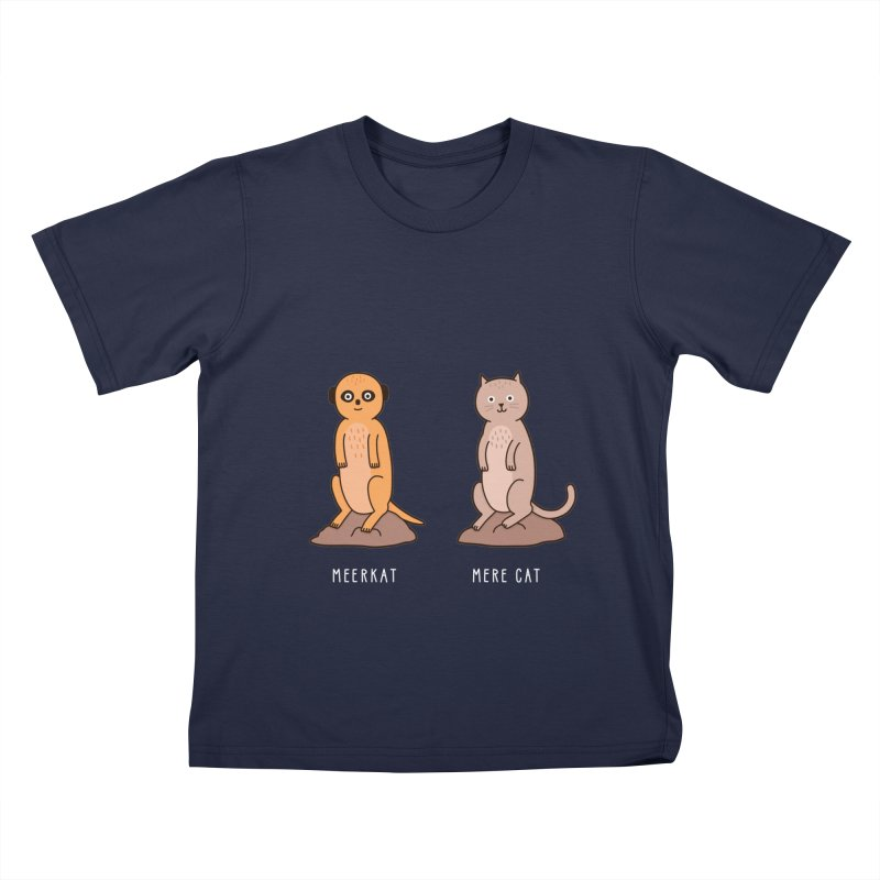Meerkat Kids T-Shirt by jacohaasbroek's Artist Shop