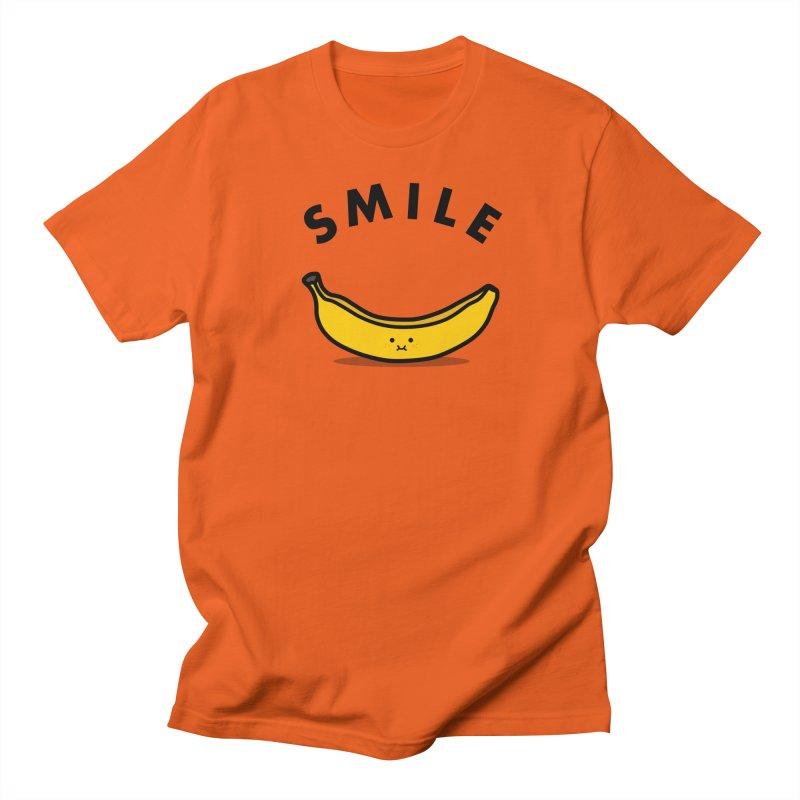 Banana Men's T-Shirt by Haasbroek's Artist Shop