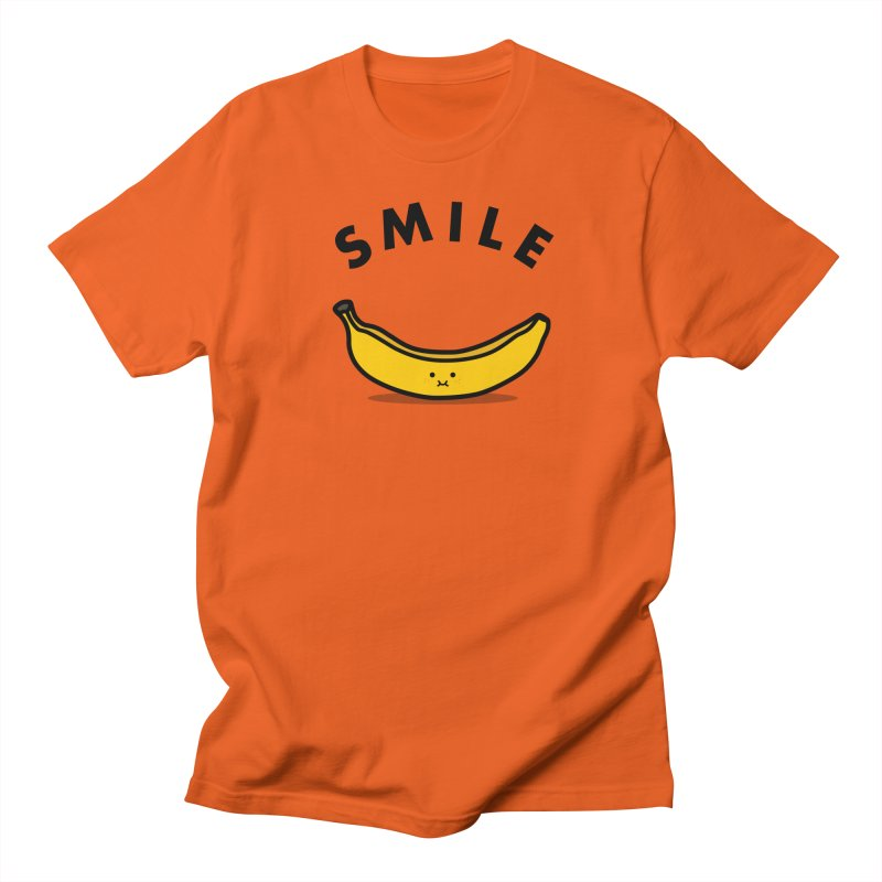 Banana Men's T-Shirt by Haasbroek's Artist Shop