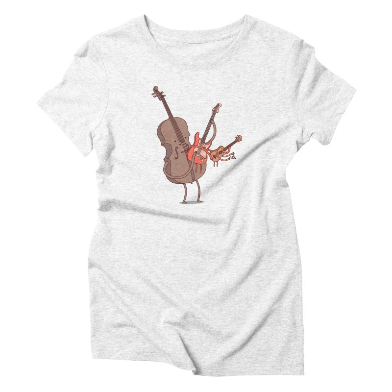Epic Solo Women's Triblend T-shirt by jacohaasbroek's Artist Shop