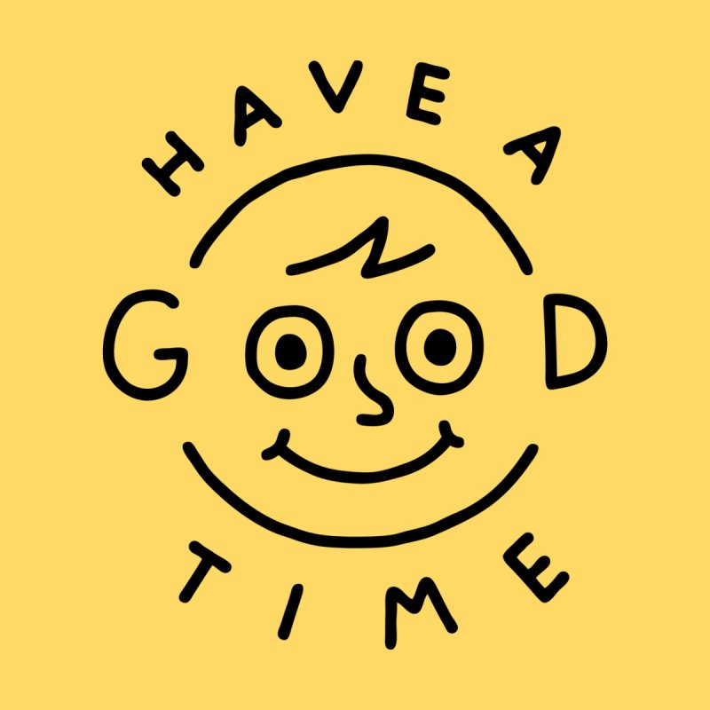 Good Times Men's T-Shirt by Haasbroek's Artist Shop
