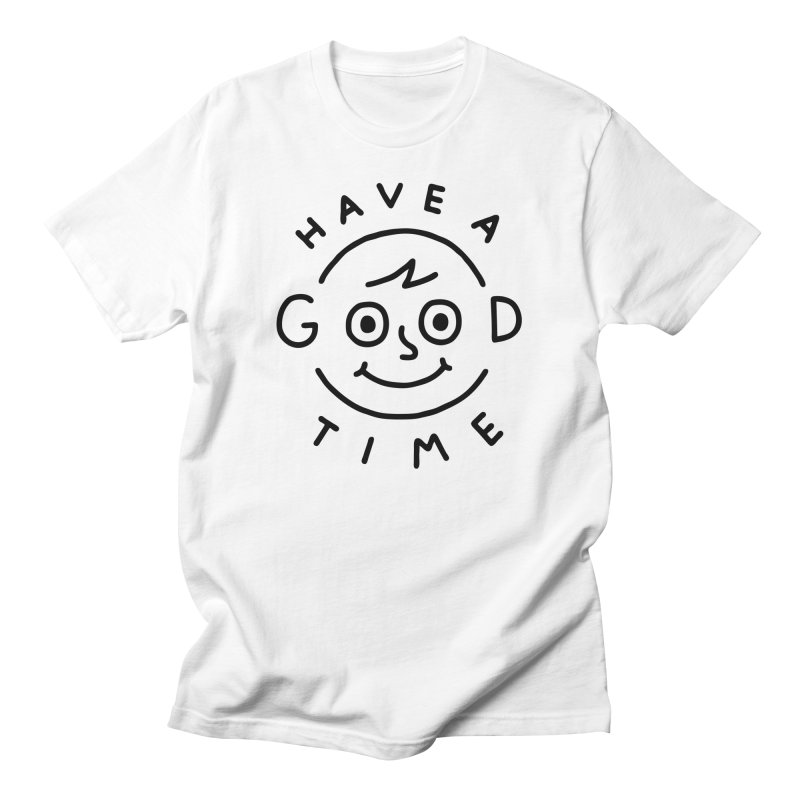 Good Times Men's T-shirt by jacohaasbroek's Artist Shop