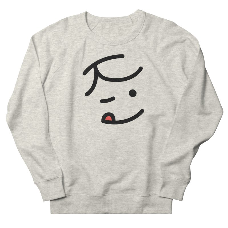 Kid Women's Sweatshirt by jacohaasbroek's Artist Shop