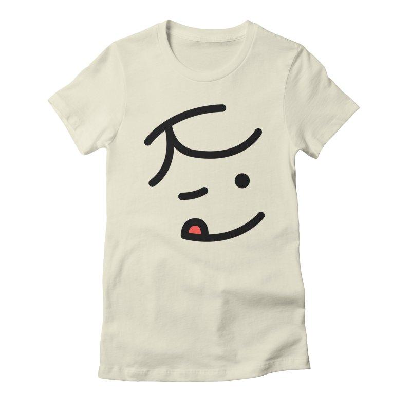 Kid Women's T-Shirt by Haasbroek's Artist Shop