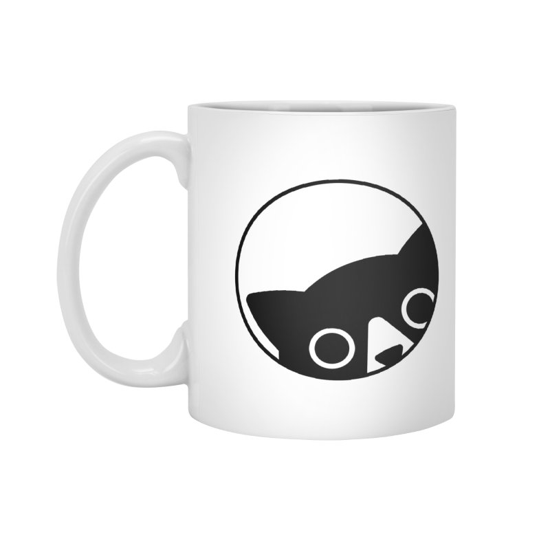 I see you Accessories Standard Mug by Jacopo Rosati