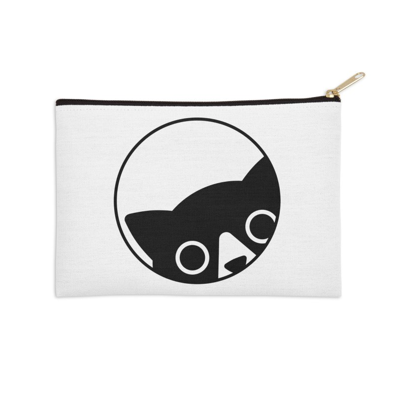 I see you Accessories Zip Pouch by Jacopo Rosati