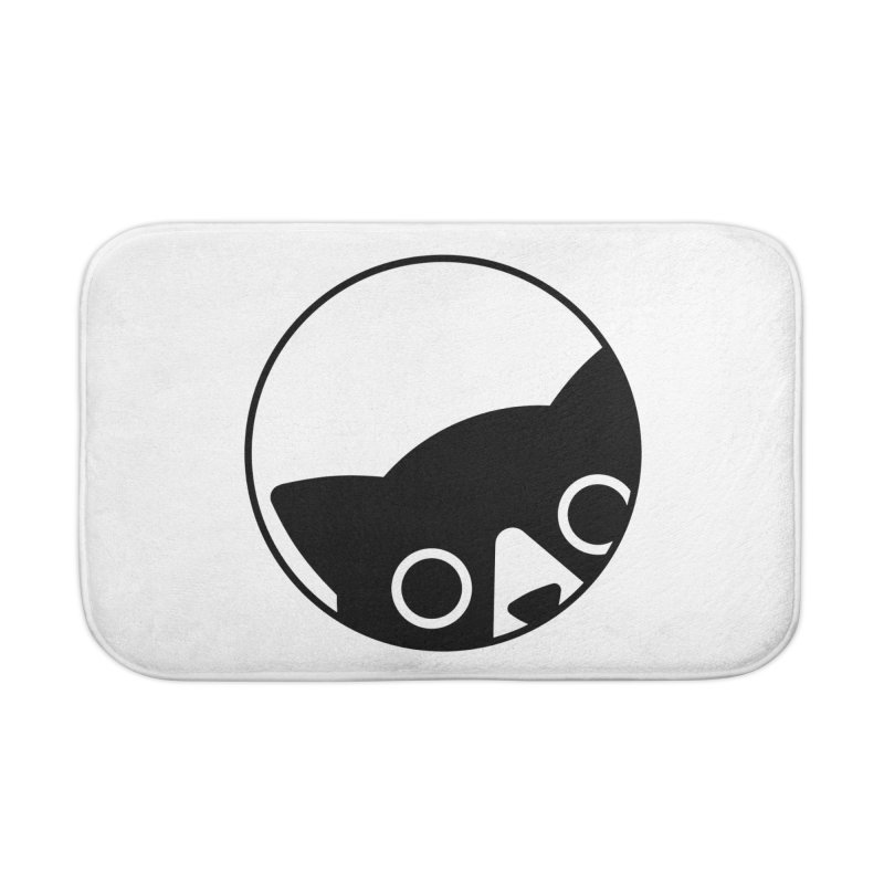 I see you Home Bath Mat by Jacopo Rosati