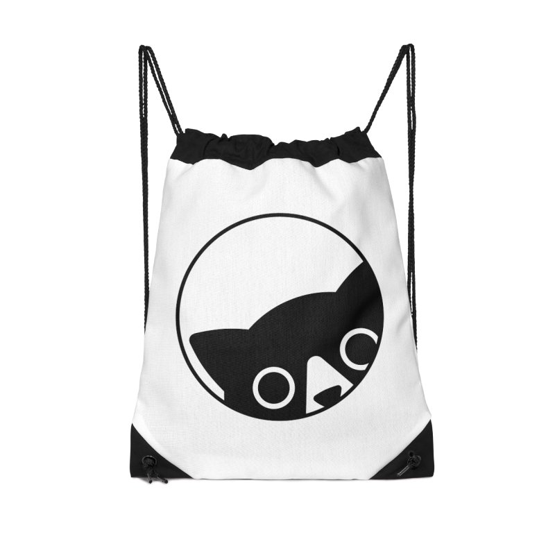 I see you Accessories Drawstring Bag Bag by Jacopo Rosati