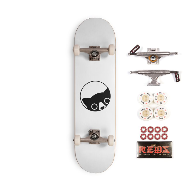 I see you Accessories Complete - Pro Skateboard by Jacopo Rosati