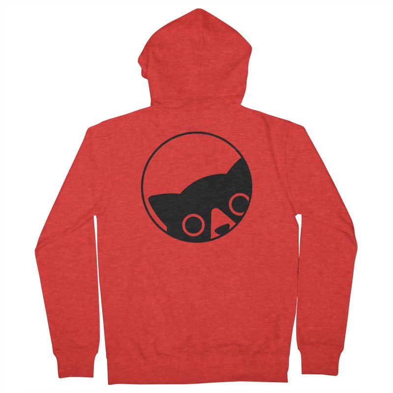 I see you Women's Zip-Up Hoody by Jacopo Rosati