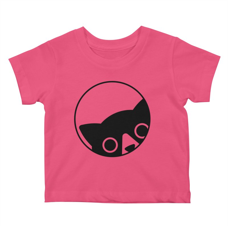 I see you Kids Baby T-Shirt by Jacopo Rosati