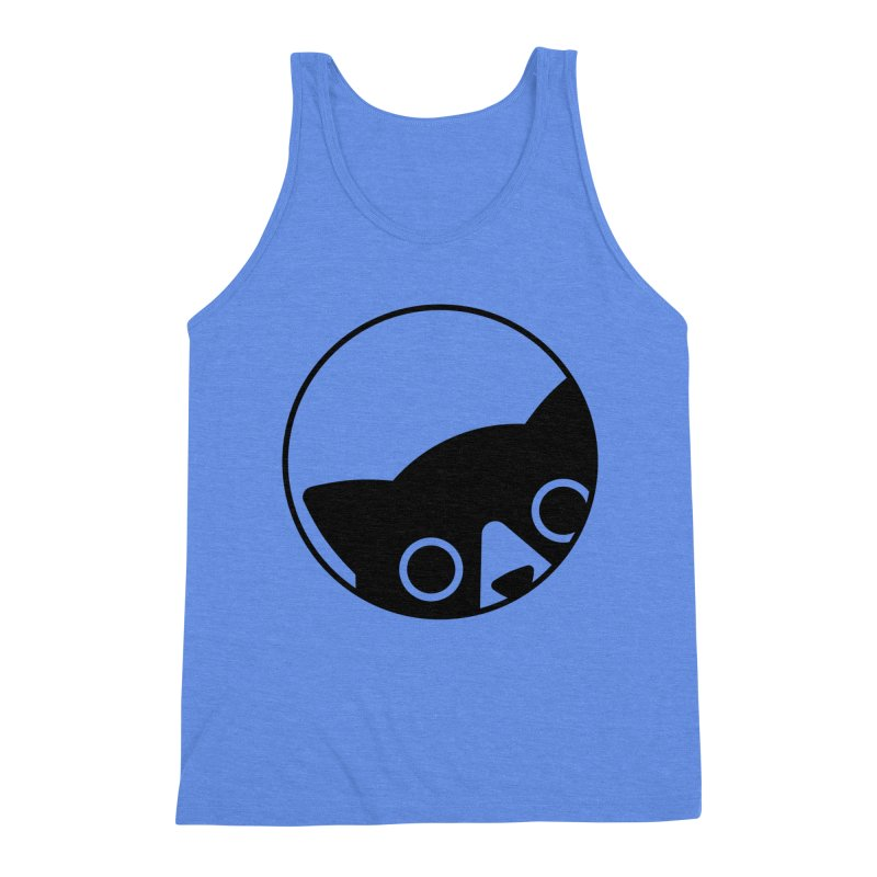 I see you Men's Tank by Jacopo Rosati