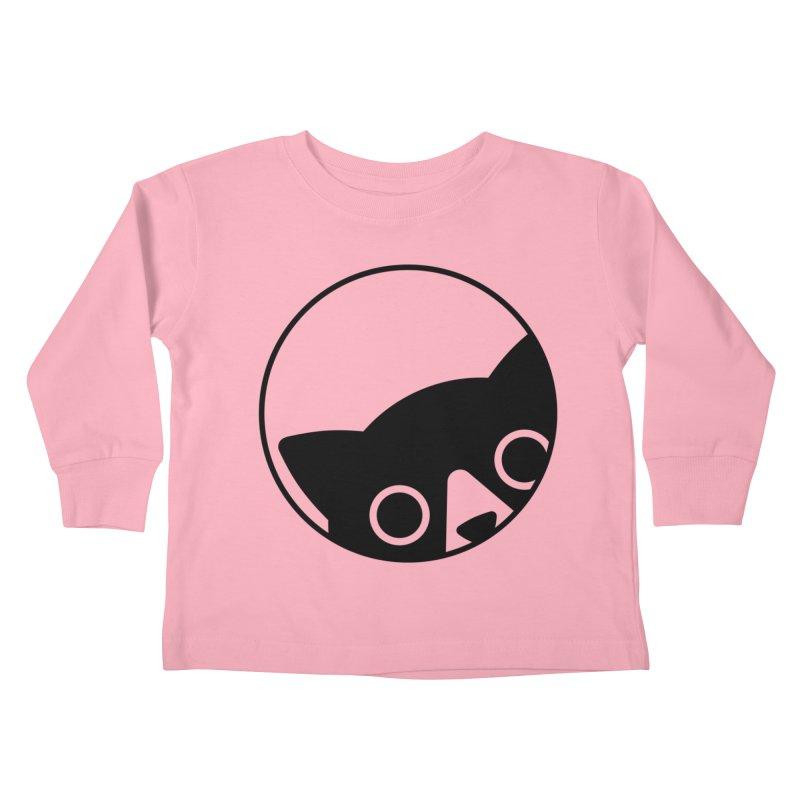 I see you Kids Toddler Longsleeve T-Shirt by Jacopo Rosati