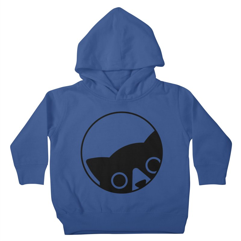 I see you Kids Toddler Pullover Hoody by Jacopo Rosati