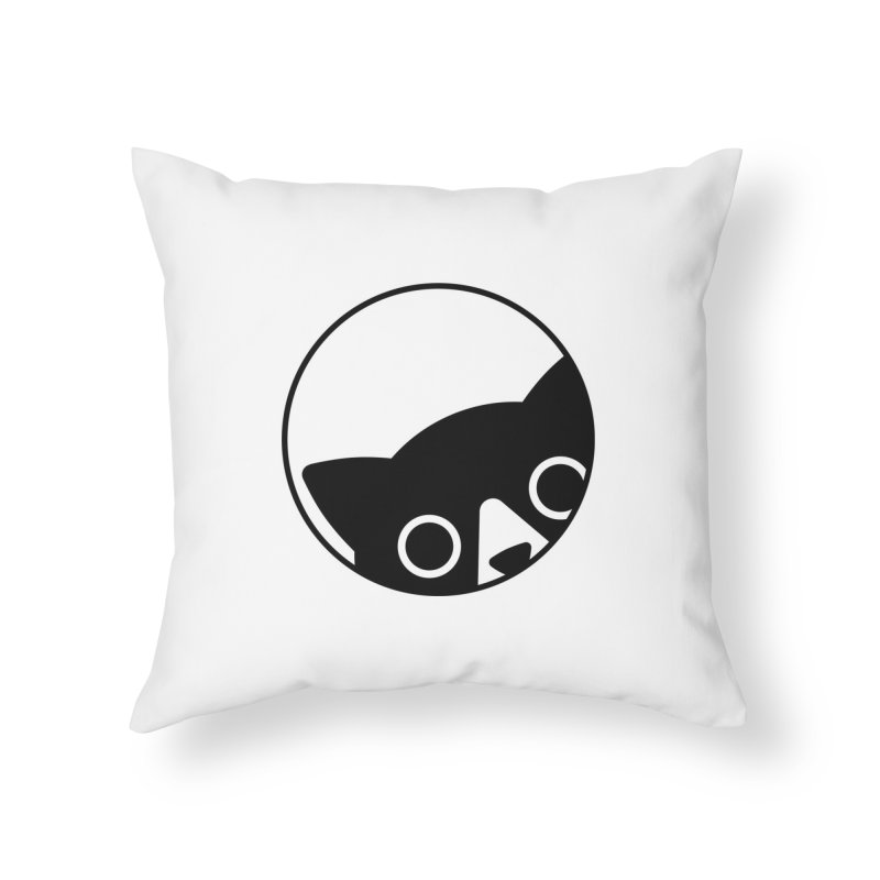 I see you Home Throw Pillow by Jacopo Rosati