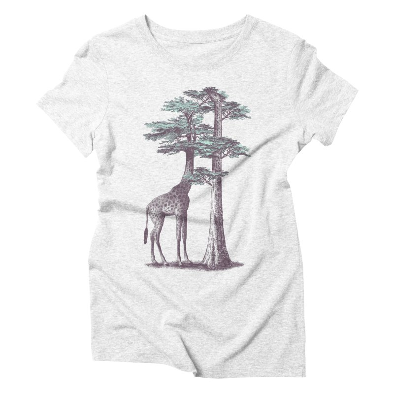 Fata Morgana Women's Triblend T-shirt by Jacques Maes