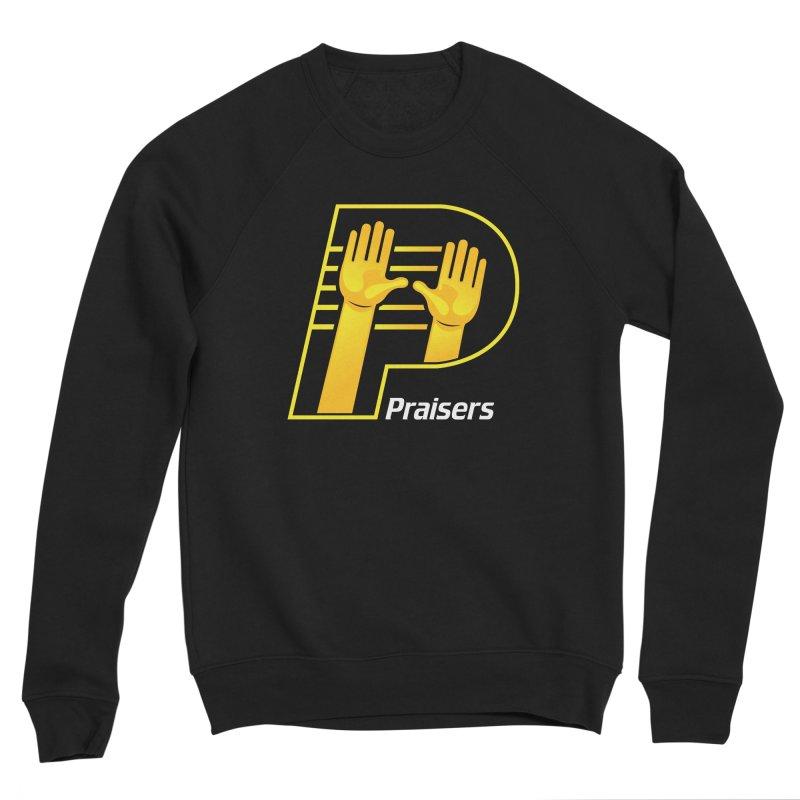 Praisers Women's Sponge Fleece Sweatshirt by JADED ETERNAL