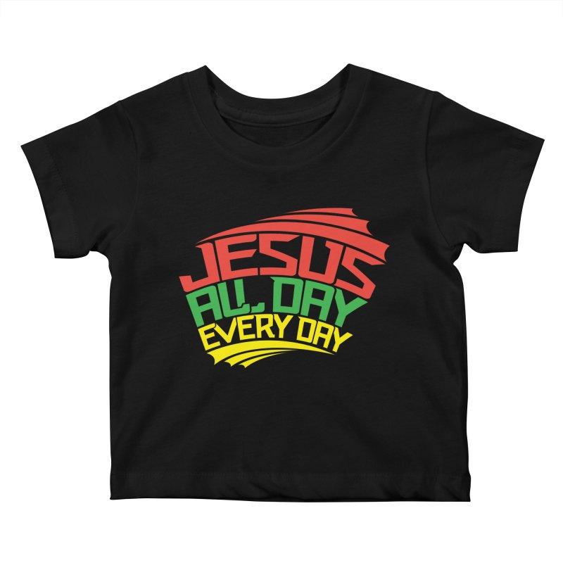 J.A.D.E.D. Kids Baby T-Shirt by JADED ETERNAL