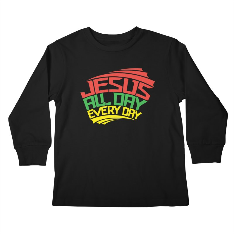 J.A.D.E.D. Kids Longsleeve T-Shirt by JADED ETERNAL