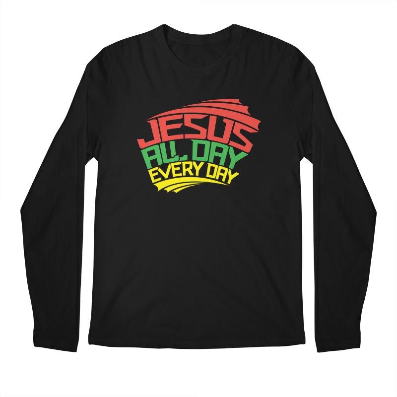 J.A.D.E.D. Men's Regular Longsleeve T-Shirt by JADED ETERNAL