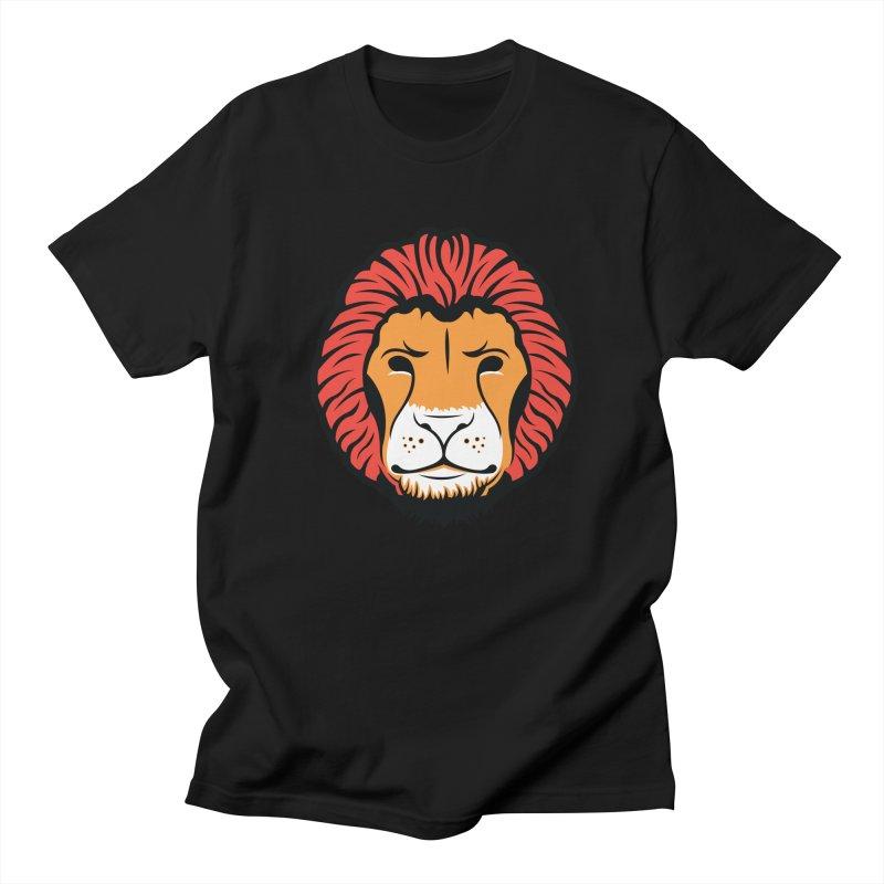 Lion of Lions Women's Regular Unisex T-Shirt by JADED ETERNAL