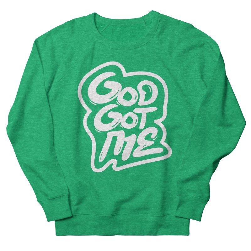God Got Me Women's Sweatshirt by JADED ETERNAL