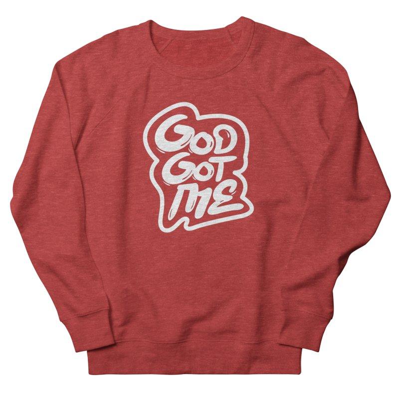 God Got Me Men's French Terry Sweatshirt by JADED ETERNAL