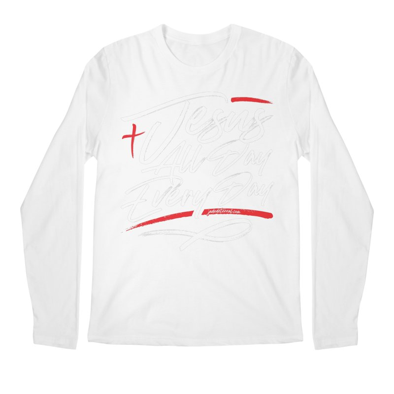 JADED Script Men's Regular Longsleeve T-Shirt by JADED ETERNAL