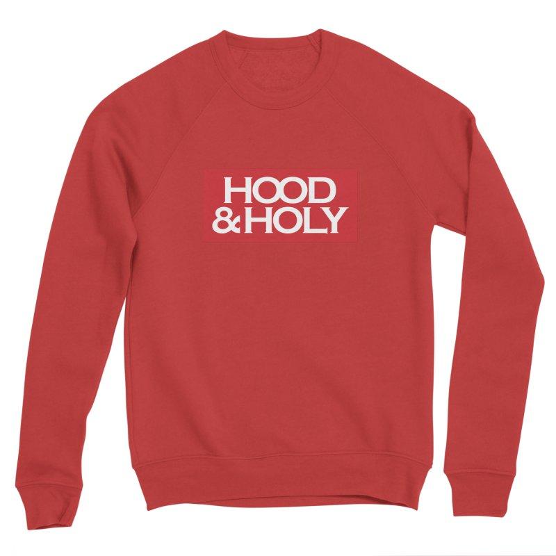 Hood & Holy Women's Sponge Fleece Sweatshirt by JADED ETERNAL