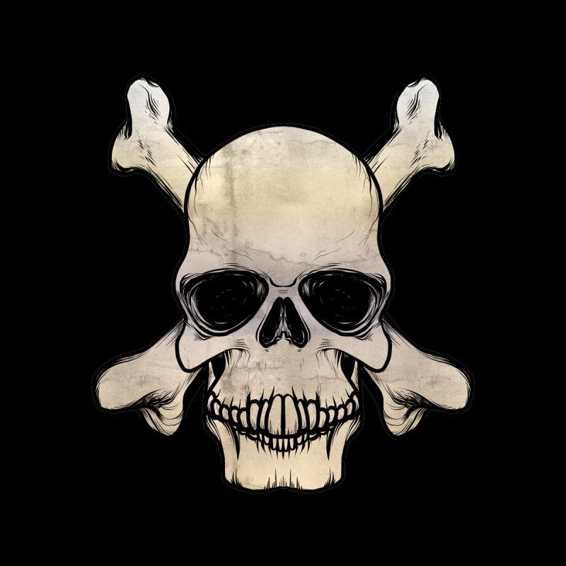 Pirate Skull by jadegordon's Artist Shop
