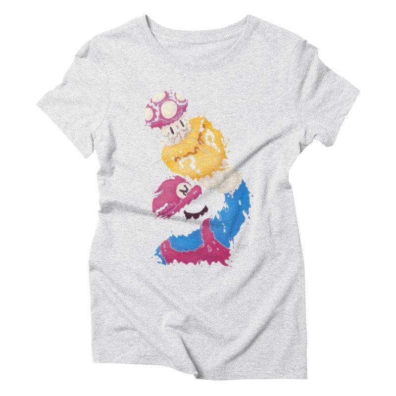 Pawaa Appu Women's Triblend T-Shirt by Jæn