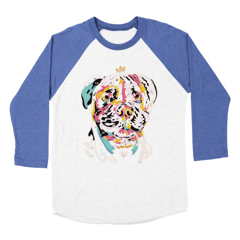 Ai Chan Women's Baseball Triblend T-Shirt by Jæn