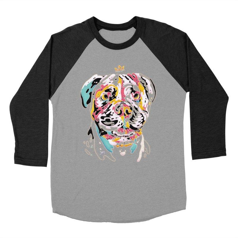 Ai Chan Men's Baseball Triblend T-Shirt by Jæn
