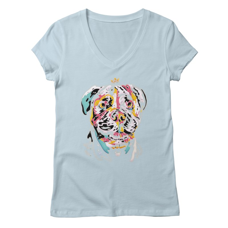 Ai Chan Women's V-Neck by Jæn