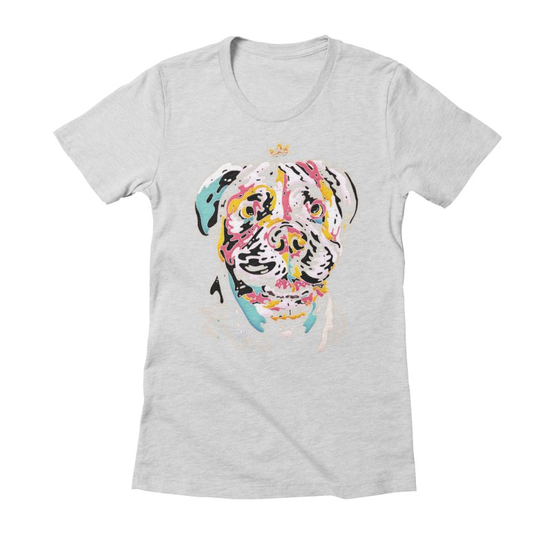 Ai Chan Women's Fitted T-Shirt by Jæn