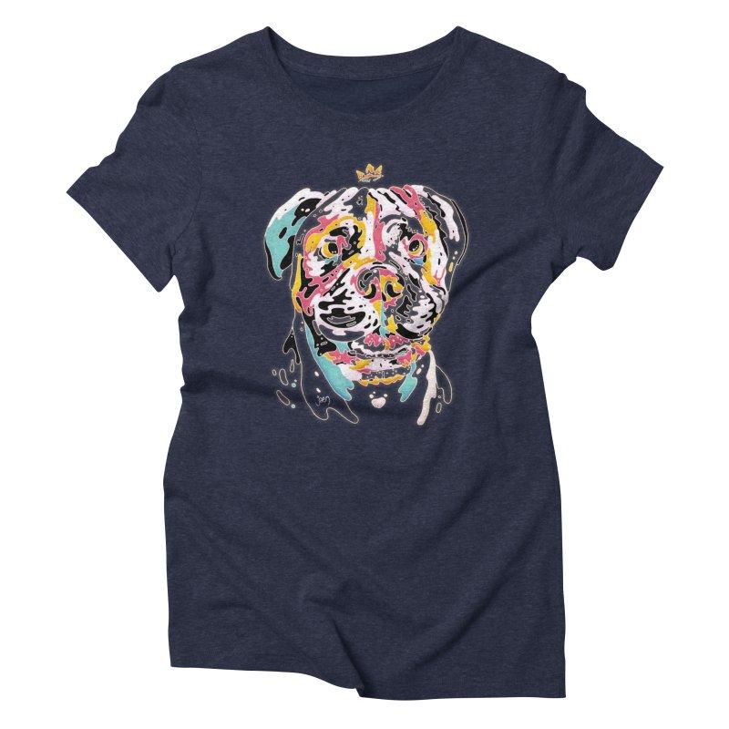Ai Chan Women's Triblend T-Shirt by Jæn
