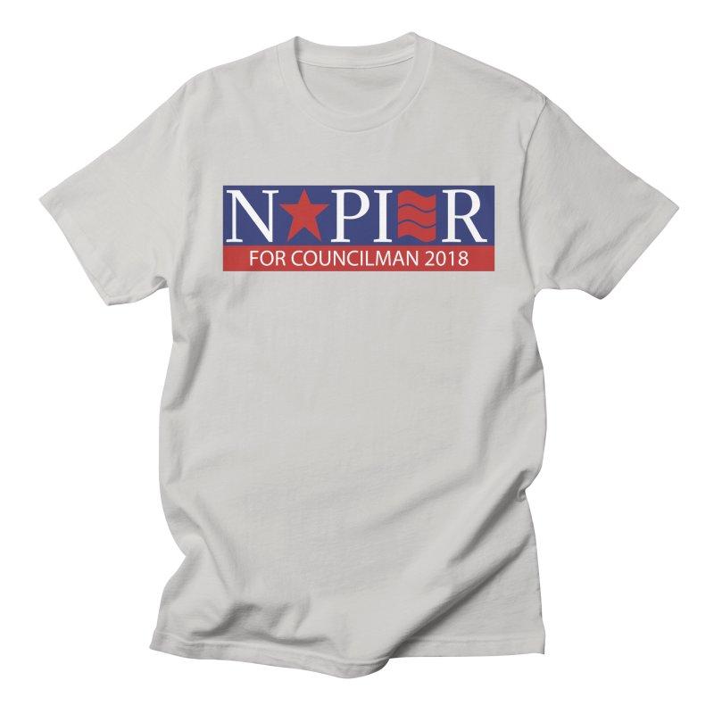 Napier 2018 (A) Men's T-Shirt by Jae Pereira's Shop