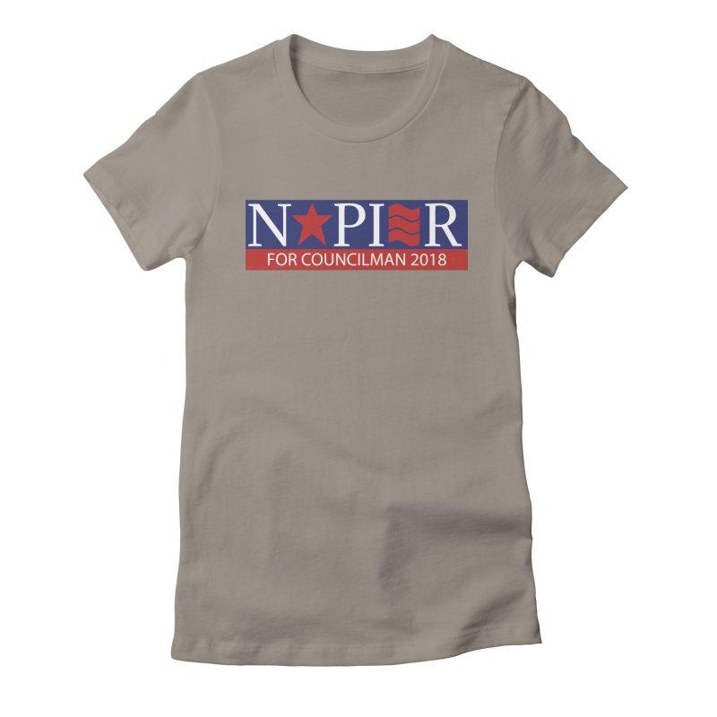 Napier 2018 (A) Women's T-Shirt by Jae Pereira's Shop