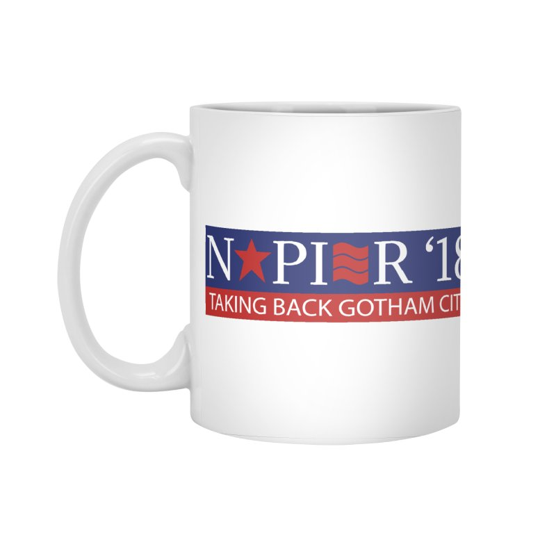 Napier 2018 (B) Accessories Standard Mug by Jae Pereira's Shop
