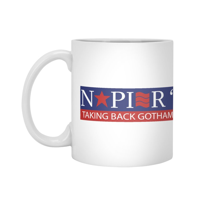 Napier 2018 (B) Accessories Mug by Jae Pereira's Shop