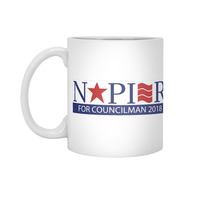 Napier 2018 (C) Accessories Standard Mug by Jae Pereira's Shop