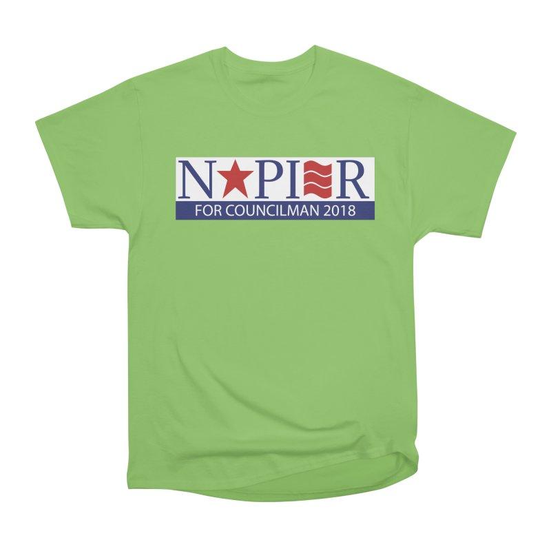 Napier 2018 (C) Men's T-Shirt by Jae Pereira's Shop