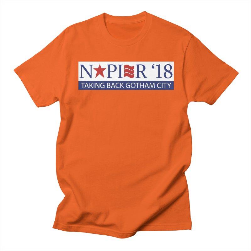 Napier 2018 (D) Men's T-Shirt by Jae Pereira's Shop