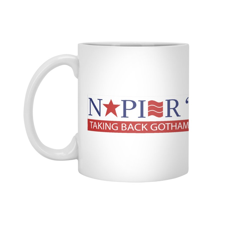 Napier 2018 (E) Accessories Mug by Jae Pereira's Shop