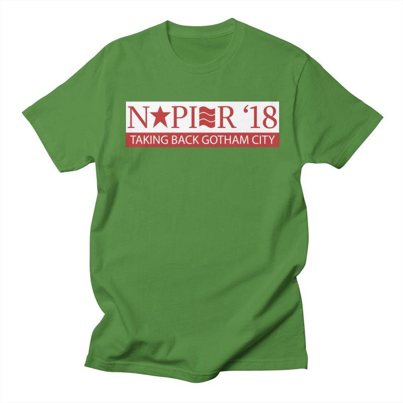 Napier 2018 (F) Men's T-Shirt by Jae Pereira's Shop