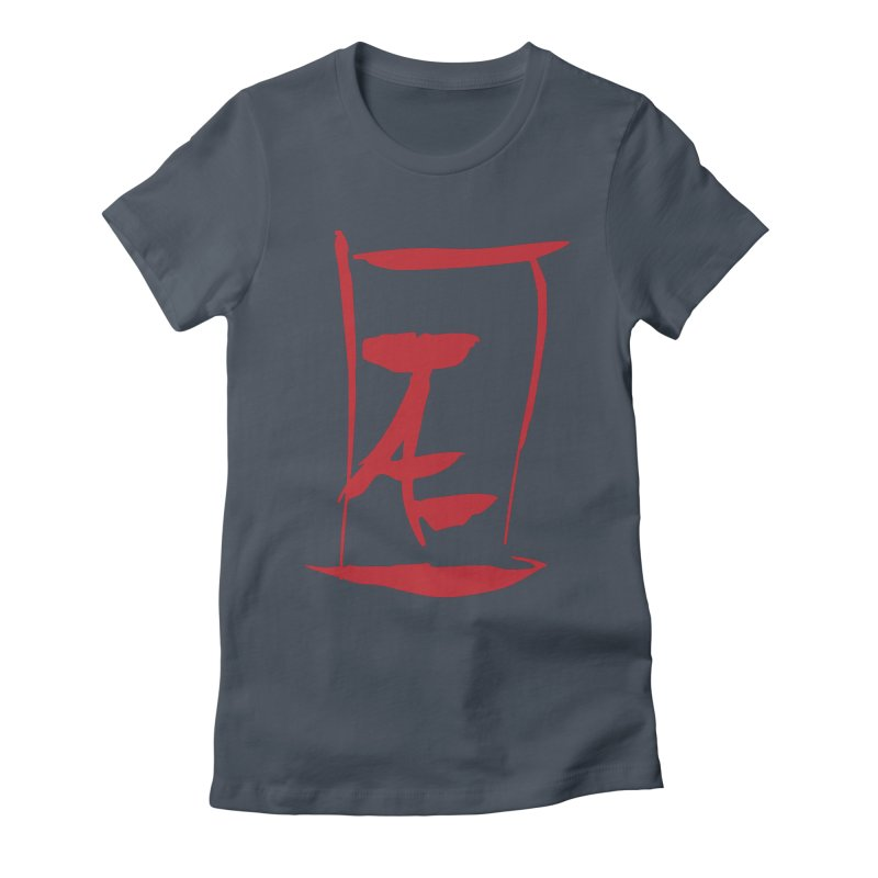 Kanji Logo Women's T-Shirt by Jae Pereira's Shop